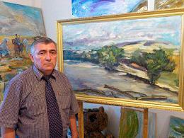 4 февраля исполнилось бы 60 лет известному в республике художнику Аушеву Иссе Мусаевичу
