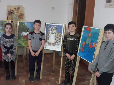 Состоялась выставка «Живая планета»