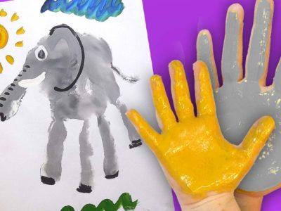Зачем ребенку рисование?